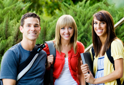 students Estudar em um College ou University? Estudar em um College ou University? students