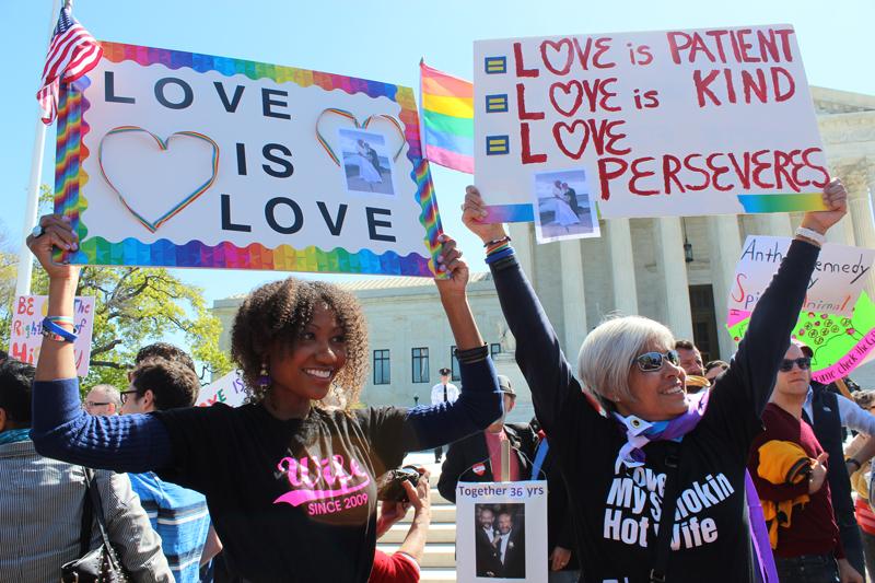 ( Imigração Canadense - O avanço dos direitos e a aceitação dos gays no Canadá Imigração Canadense - O avanço dos direitos e a aceitação dos gays no Canadá thumbRNS SCOTUS MARRIAGE042715h