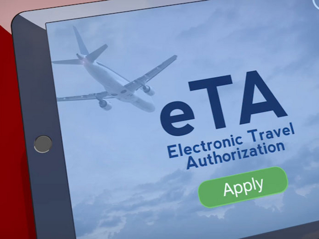 Eletronic Travel Authorization (ETA) –  Como funciona e quais os requisitos para aplicar 557a3d041c804893bbc32d3b767f2254 canadian visa waiver eta electronic travel authorisation flipper