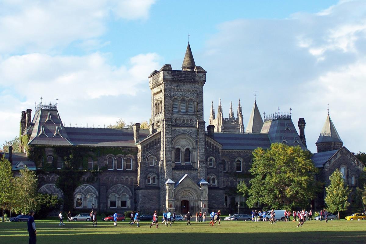 """Uoft_universitycollege  Canadá lança o programa """"Líderes em Educação Canadá - Brasil"""" Uoft universitycollege"""