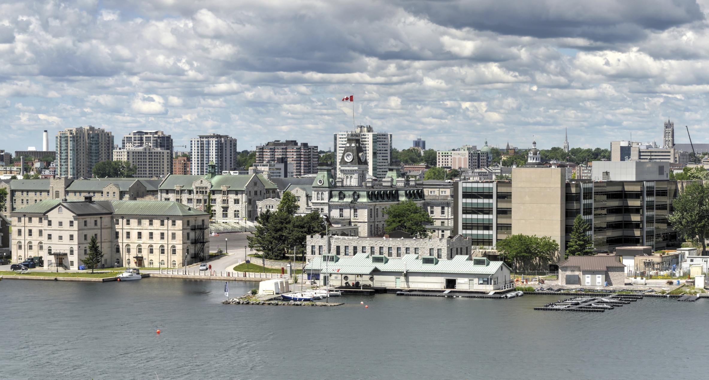 Kingston, Ontario Canada  As 10 melhores cidades para se encontrar emprego no Canadá original 5