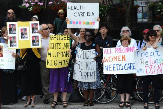 refugee_health  Governo liberal restaura o programa de acesso a saúde a todos os refugiados do Canadá refugee health