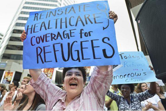 refugee_health_cuts  Governo liberal restaura o programa de acesso a saúde a todos os refugiados do Canadá refugee health cuts