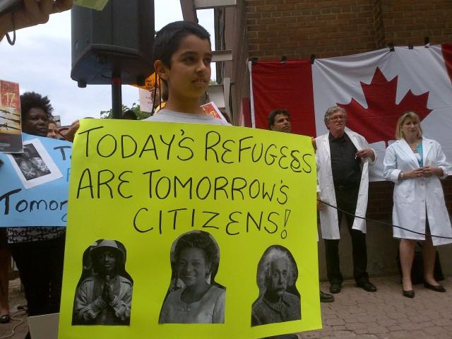 refugees  Governo liberal restaura o programa de acesso a saúde a todos os refugiados do Canadá refugees