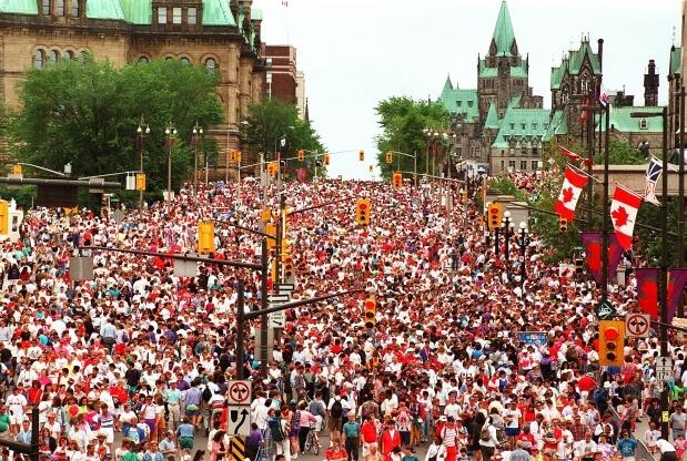 6863736  População Canadense ultrapassou a barreira dos 36 milhões de pessoas 6863736