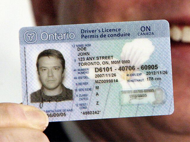 licence-01  Ontario vai emitir Carteira de motorista e Cartão Saúde com gênero neutro licence 01