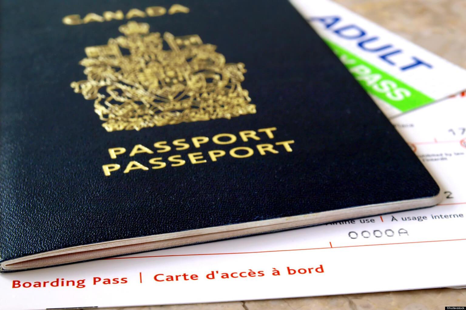 passport  Novas regras de viagem para os Canadenses com dupla nacionalidade passport