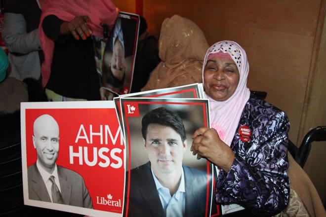 De refugiado a Ministro de Imigração do Canadá: A história de Ahmed Hussen ahmed hussen somali candian mp 2