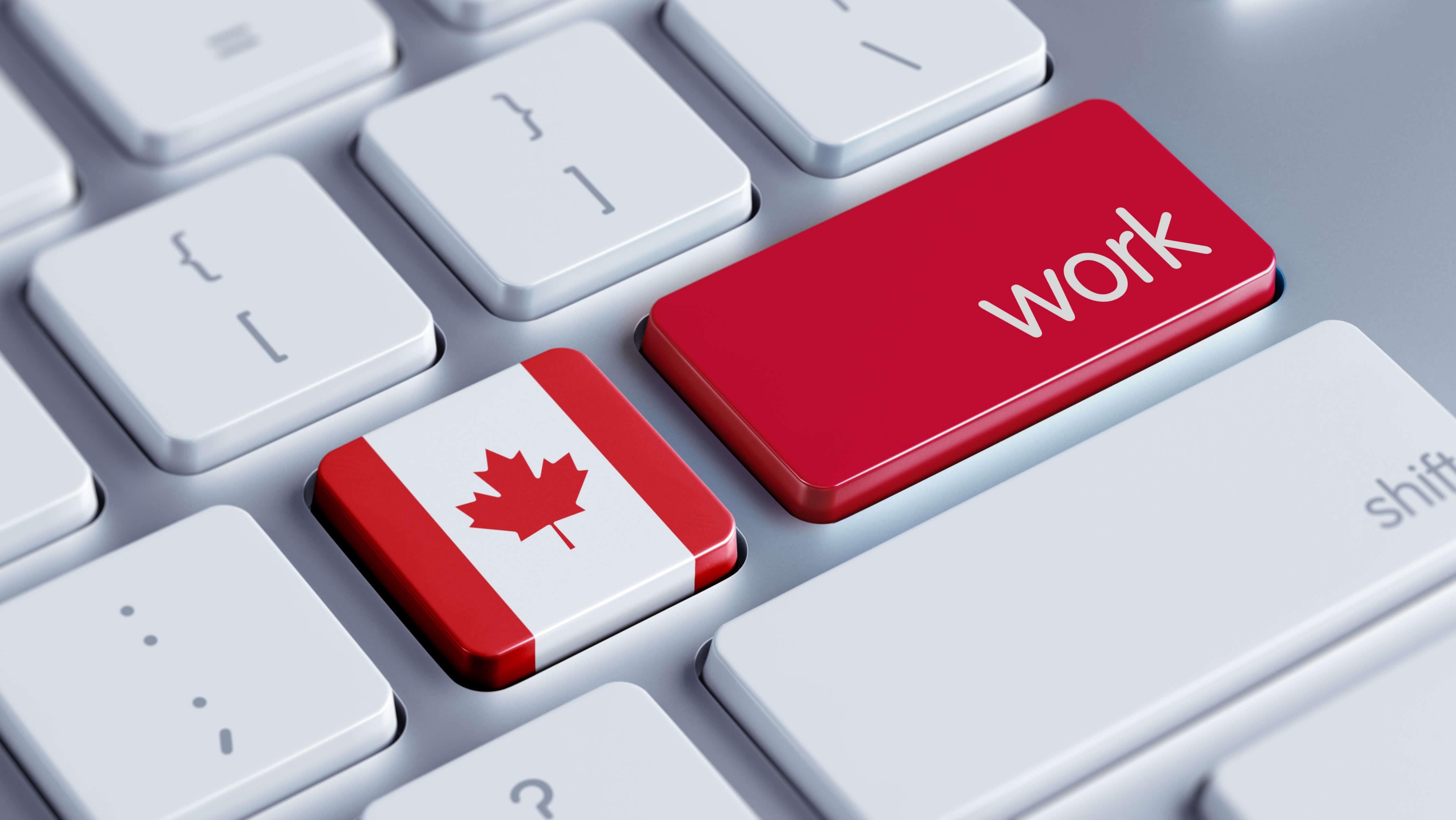 Part Time Jobs foram o motor do emprego no Canadá em 2016 canada work