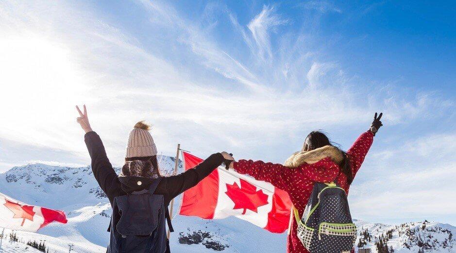 Canadá é o segundo melhor país do mundo.....de novo shutterstock 378179974